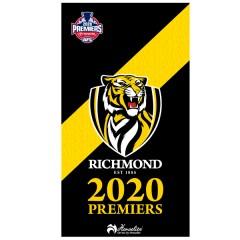 Henselite AFL Dri Tec Towel - Richmond 2020 Premiers