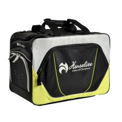 Henselite Bowls Bag: Model Sports Pro Black/Grey/Citron