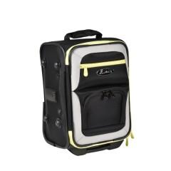 Henselite Bowls Bag: Model HT651 Black/Grey with Yellow Trim