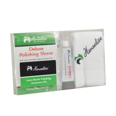 Henselite Lawn Bowls Polishing Accessory Kit