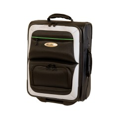 Henselite Bowls Bag: Model HT801 Black/Grey