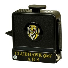 Club Hawk AFL Measure - Richmond Black