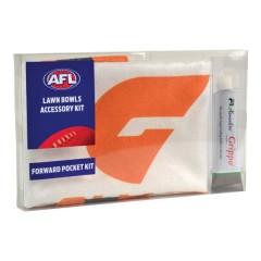 AFL Forward Pocket Kit - GWS Giants