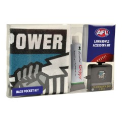 AFL Back Pocket Kit - Port Adelaide