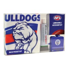 AFL Back Pocket Kit - Western Bulldogs
