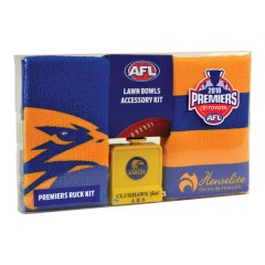 AFL Premiers 2018 Ruck Kit - West Coast Eagles