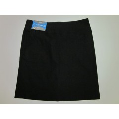 Sport Leisure Ladies Stretch Skort Black - SLB093