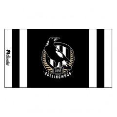 Henselite AFL Dri Tec Towel - Collingwood