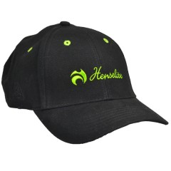 Henselite Cap Black/Lime