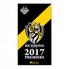 Henselite AFL Dri Tec Towel - Richmond 2017 Premiers